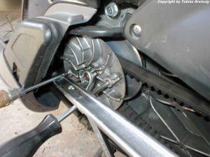 reparaturanleitung wartung inspektion motorroller honda. Black Bedroom Furniture Sets. Home Design Ideas