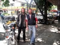 Southamerica with a motorcycle - Ecuador, Columbia and Venezuela