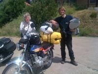 How to Prepare For A Motorcycle Trip Around The World - Buying a bike in Chile